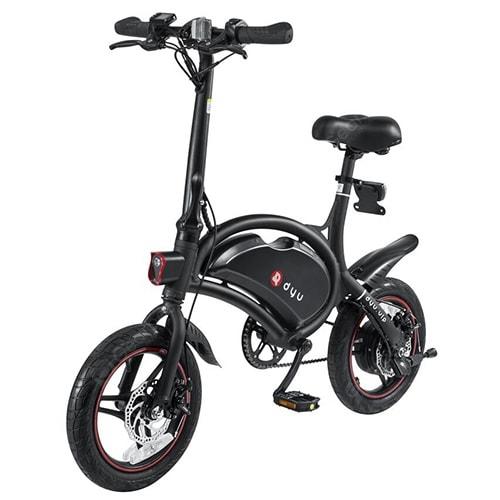 F - koło DYU D3 Aluminiowy rower składany ze stopu aluminium