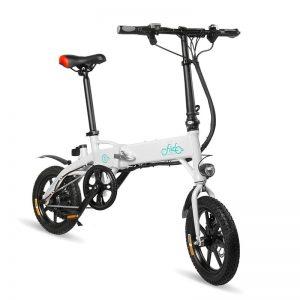 FIIDO D1 Składany Rower Elektryczny