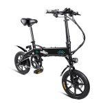 FIIDO D1 Składany rower elektryczny Motorower Rowerowy rower elektryczny