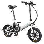 FIIDO D3 Mini składany rower elektryczny ze stopu aluminium