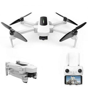Hubsan H117S Zino GPS 5.8G 1KM FPV z 4K UHD Camera 3-osiowy Gimbal RC Drone - RTF