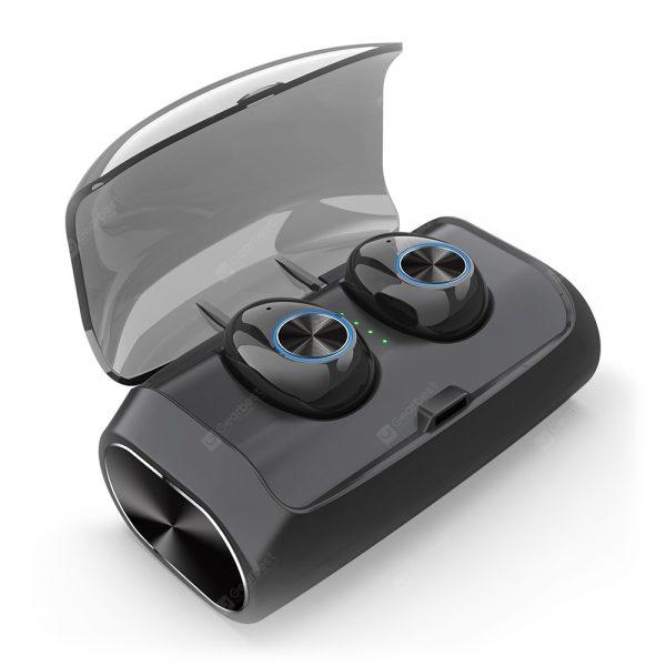 Słuchawki douszne Bluetooth Alphawise V6 TWS Bezprzewodowe słuchawki douszne douszne