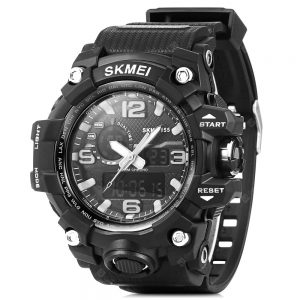 SKMEI 1155 Men LED Cyfrowy zegarek kwarcowy