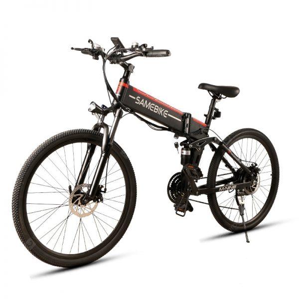 Samebike LO26 Smart Składany motorower E-rower elektryczny