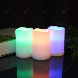 Utorch Remote Control Candle LED Light 3szt