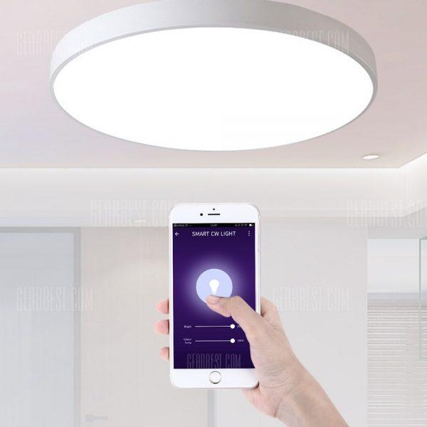 Utorch UT30 Smart Voice Control Oświetlenie sufitowe LED 18W AC 220V