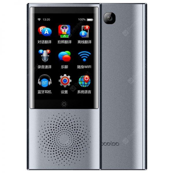 boeleo W1 AI Touch Control Voice Translator