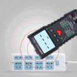 APEXEL ET8103 W pełni inteligentny multimetr cyfrowy