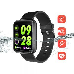Alfawise H19 RFID Sports Smartwatch Fitness Tracker