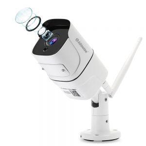Bezprzewodowa kamera IP 1080P HD Smart WiFi