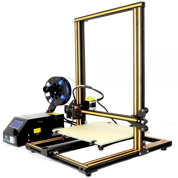 Creality3D CR - 10 precyzyjnych wielkoformatowych drukarek 3D na pulpicie