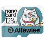 Karta Micro SD Alphawise 32 GB High Speed o dużej pojemności