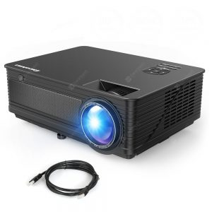 Projektor multimedialny Excelvan M5 1080P Full HD
