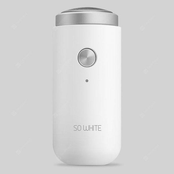 SO WHITE Mini elektryczna golarka ED1 od Xiaomi youpin