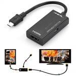 gocomma Adapter Micro USB na HDMI MHL