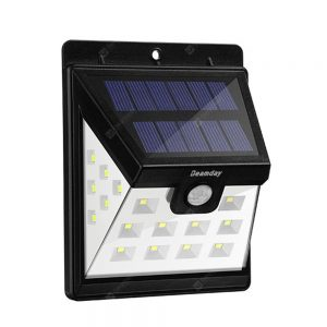 Beamday Solar Wall Light 1PCS