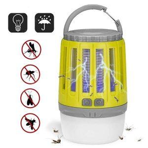 UTORCH 2-in-1 Mosquito Killer Camping Light