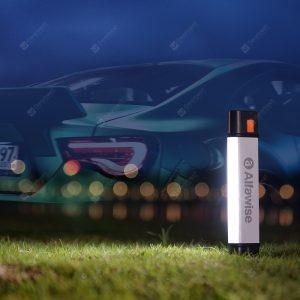 Alfawise AL - M1 Magnetic LED Camping Lantern Car Flashlight
