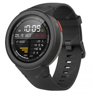 Amazfit Verge Multifunctional IP68 Waterproof Practical Smart Watch ( Xiaomi Ecosystem Product )