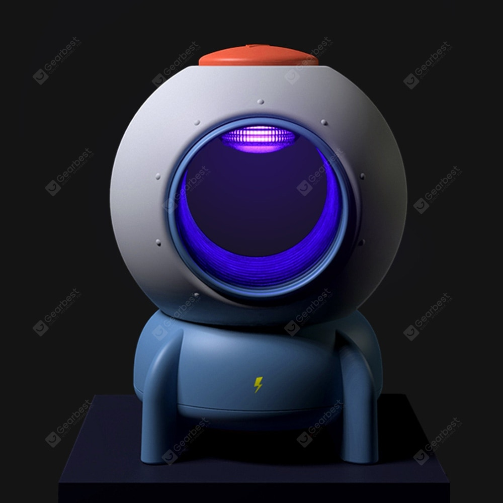 Bcase DSHJ - L - 007 Rocket Mosquito Killer Light from Xiaomi youpin