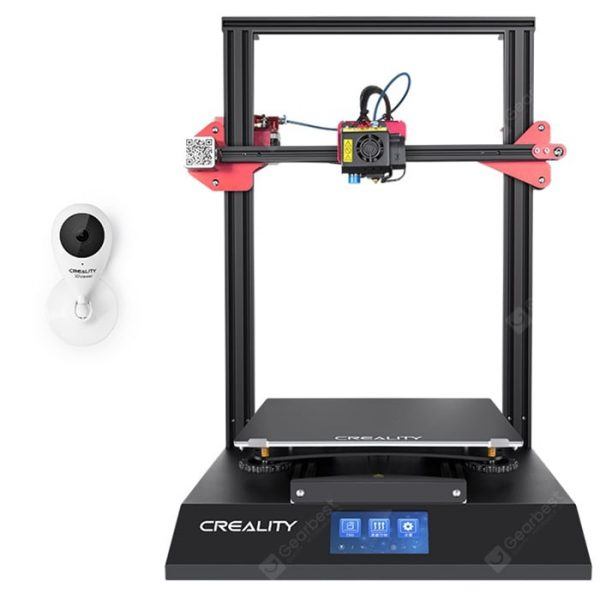 Creality CR - 10S Pro 300 x 300 x 400 3D Printer with 3D Viewer