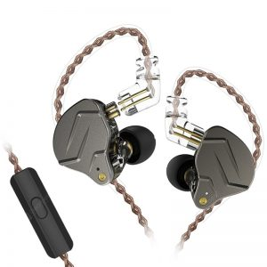 KZ ZSN pro Quad-core Moving Double Circle Headphones