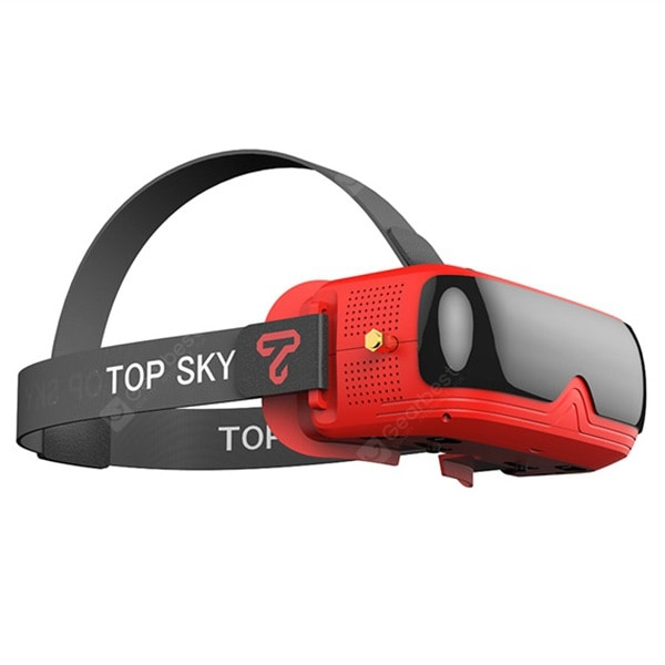 TOPSKY PRIME 2 FPV Goggles Dual Modules Antennas Glasses