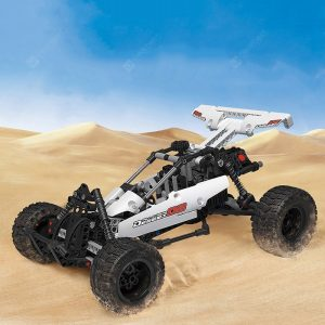 Xiaomi Desert Racing Car Building Blocks Set