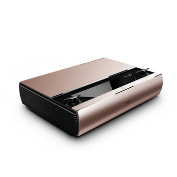 JMGO SA Ultra Short Throw 2500 ANSI Lumens Laser Projector 2GB DDR3 + 16GB eMMC 2.4GHz + 5GHz WiFi – Globe Version