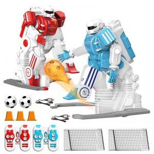 CRAZON Double Football Match RC Robot Toy 2pcs