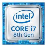 Intel I7 - 8700K CPU LGA1151 Chip Interface 6 Core 12 Threads Turbo 3.7GHz