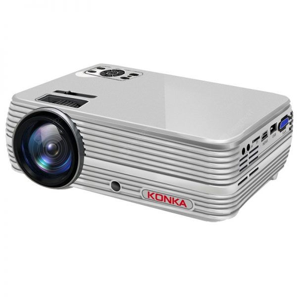 KONKA PS1 LCD Projector Home Business Entertainment