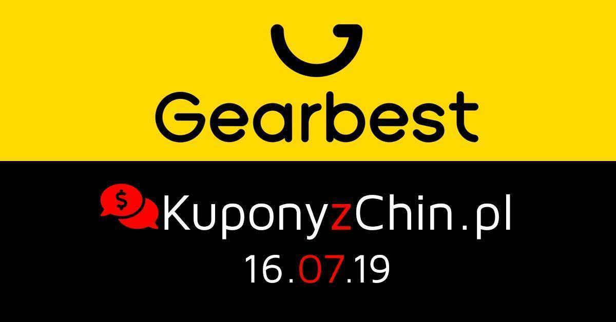 Gearbest kupony i promocje 16.07.19
