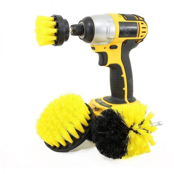 3-in-1 Electric Drill Brush Head
