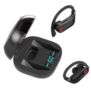 Bilikay HBQ PRO Bluetooth Wireless Stereo Sport Earbud