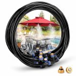 Outdoor Atomization Cooling System for Terrace /Garden /Trampoline /Water Park
