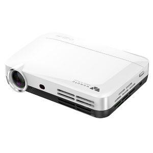 WOWOTO H10 DLP Home Entertainment Projector EU Plug