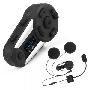 gocomma T20S Noise Reduction Motorcycle Helmet Interphone