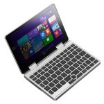 8 inch 2-in-1 Personal Computer Pocket Mini Laptop PC 360° Rotating Touch Screen