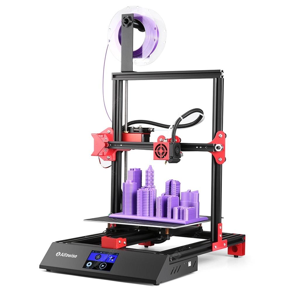 Alfawise U50 DIY 3D Printer 3.5 inch Touch Screen