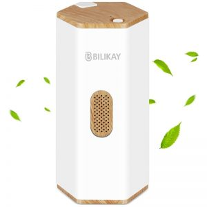 Bilikay C02 USB Rechargeable Smart Air Purifier Ozone Generator