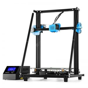Creality CR - 10 V2 Upgrade Two-way Sphenoid Cooling 3D Printer Ultra-quiet