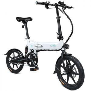FIIDO D2 Folding Moped Electric Bike E-bike