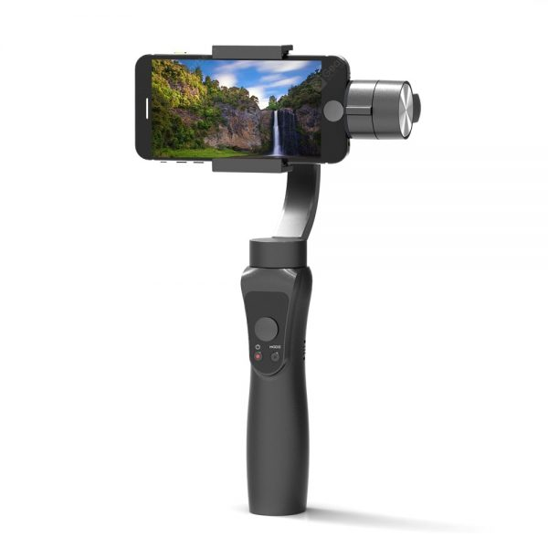 HS - S5 3-axis Handheld Bluetooth Gimbal Stabilizer