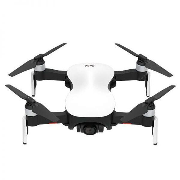 JJRC X12 GPS 5GWiFi 4K Smart Control HD Camera 3-axis Gimbal Foldable RC Drone Quadcopter 1200M 25mins Flight Endurance 2400mAh Battery