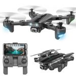 SG901 4K 2.4G WiFi Foldable RC Quadcopter with Adjustable Wide-angle Camera Optical Flow Positioning RTF