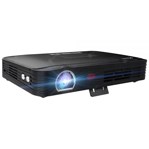 Wowoto T9 DLP Home Entertainment Projector Mini Size