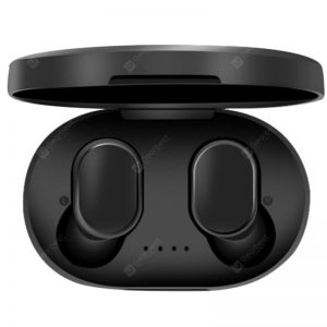 gocomma A6S 3D Stereo Earphone Noise Reduction Earbud with Charging Box / Mic