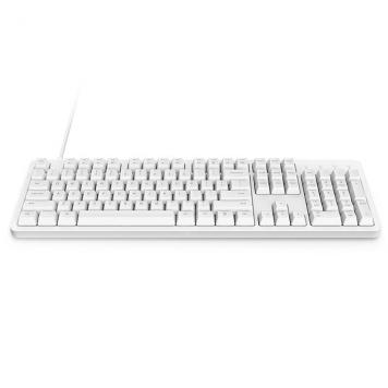 Yuemi MK06C Mechanical Keyboard 104 Key Cherry Red Switch (produkt Xiaomi Ecosysterm)